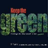 "Spendenurkunde ""Keep the Green"""